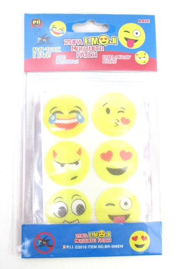 Image SmileyMosquito Patches