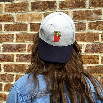 Image Fries Baseball Hat