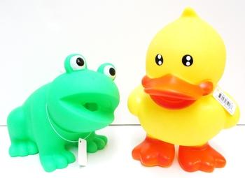 Image Ducky & Frog