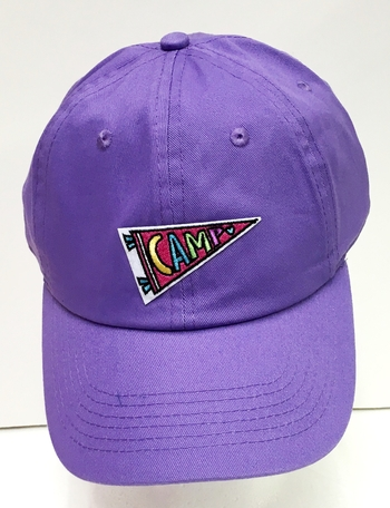 Image Canvas Camp Pennant Baseball Cap