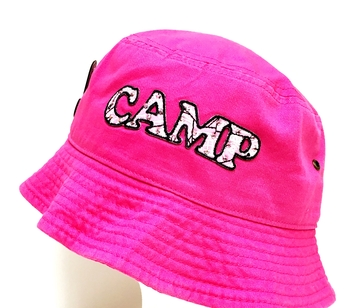 Image Canvas Camp Bandana Bucket Hats