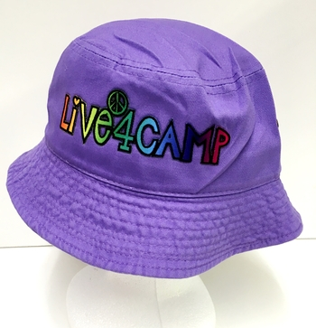Image Live 4 Camp Bucket Hat