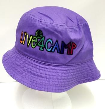 Image Live 4 Camp Bucket Hat