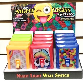 Image Emoji Candy Light Switch