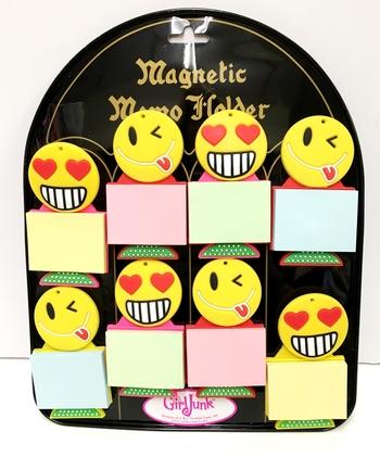Image Emoji Locker Sticky Notes