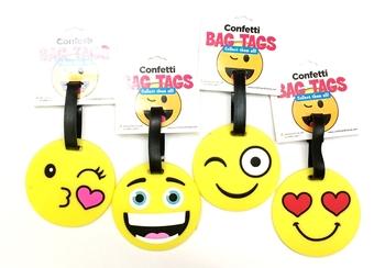 Image Emoji Bag Tag