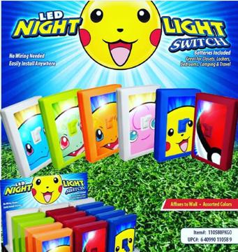 Image Cartoon Night Switch