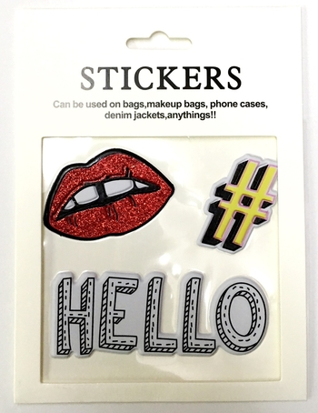 Image PVC Sticker