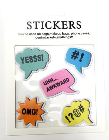 Image PVC Sticker