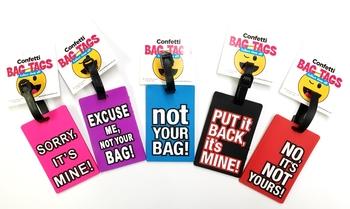 Image Bag Tags