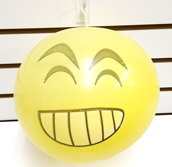 Image Smiley Balloon Ball