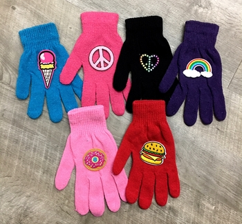 Image Junk Food Gloves
