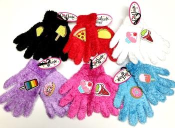 Image Junk Food Gloves