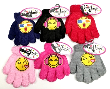 Image Child Emoji Gloves