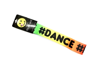 Image #Dance Rainbow No Slip Headwrap