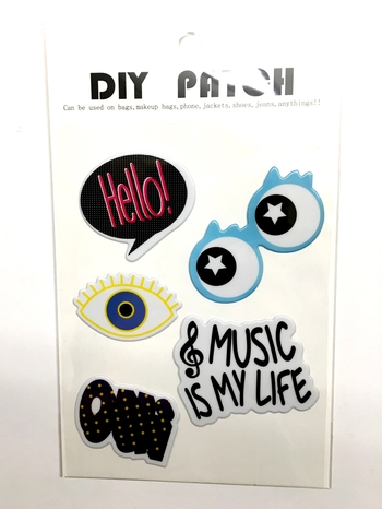 Image Puffy Music Sticker