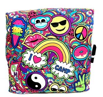 Image Paisley Camp Autograph Pillow