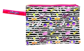 Image Stripe Patches Wetbag