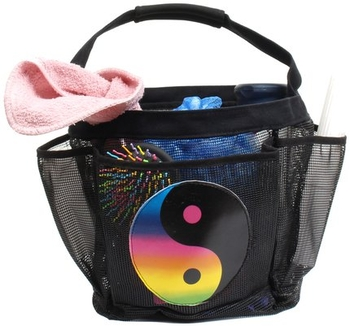 Image Ying Yang Shower Caddy