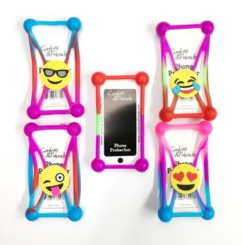 Image Silicone Emoji Phone Case