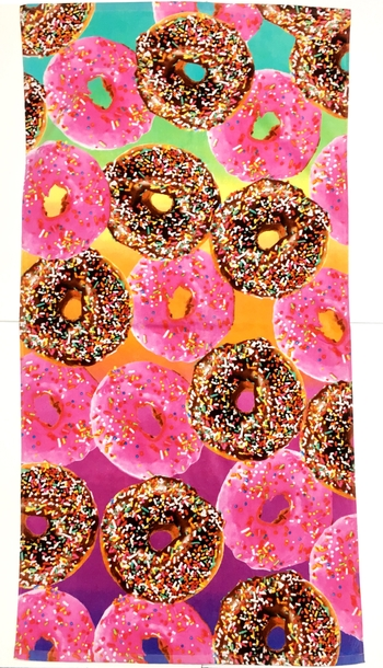 Image Donuts Towel