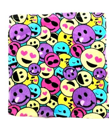 Image Rainbow Smile Washcloth Set