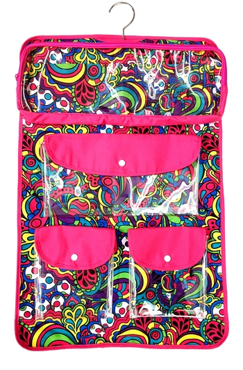 Image Paisley Fold Over Storage