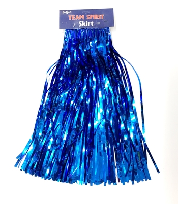 Image Color War Tinsel Velcro Skirt