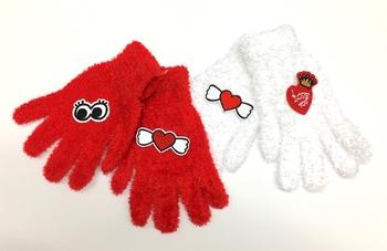 Image Valentine's Day Gloves