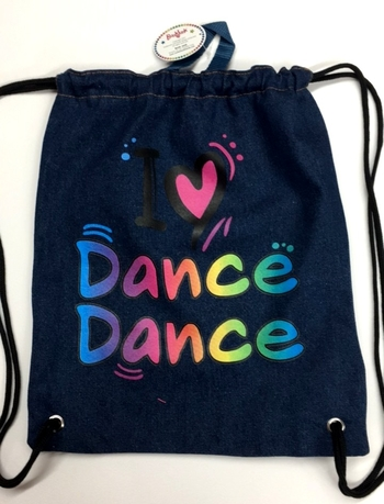 Image Denim Dance Sling Bag