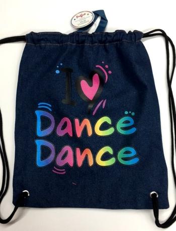 Image Denim Dance Sling Bag