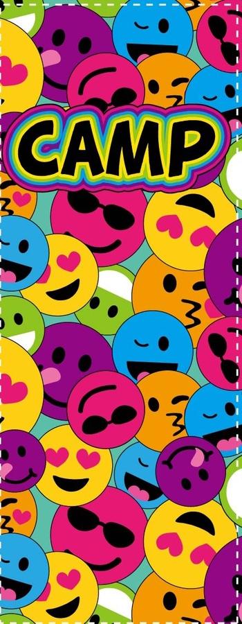 Image Multi Rainbow Emoji Socks