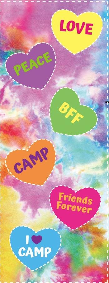 Image Camp Hearts Socks