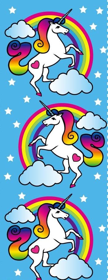 Image Unicorn Rainbow Socks