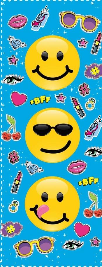 Image Emoji Explosion Socks