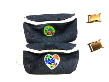 Image Denim Camp Fanny Pack