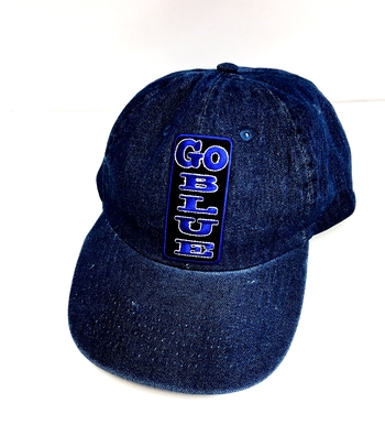 Image Denim Color War Baseball Hat