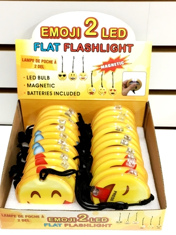 Image Emoji Squeeze Flashlight