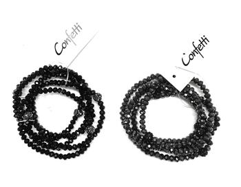 Image Shamballa Beaded Bracelet Set