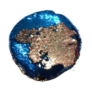 Image Sequin Color Changing Pillow