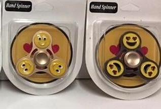 Image Metal Emoji Spinner