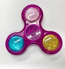 Image Glitter Spinner