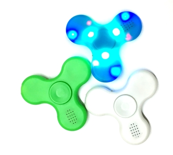 Image Bluetooth Light up Spinners
