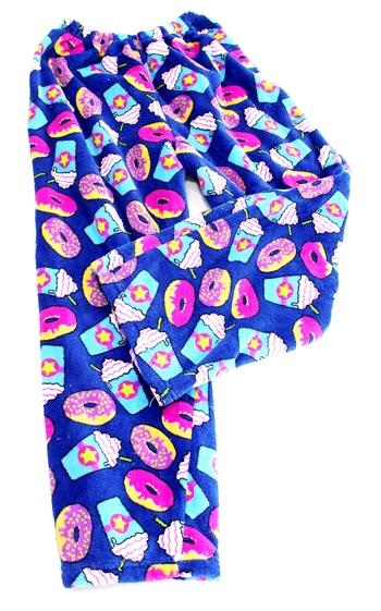 Image Blue Donut & Frap Pant