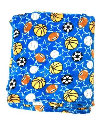 Image Royal Sports Fuzzie Blanket