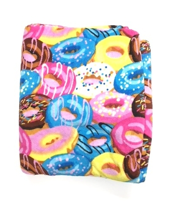 Image Donut Crazy Fuzzie Blanket