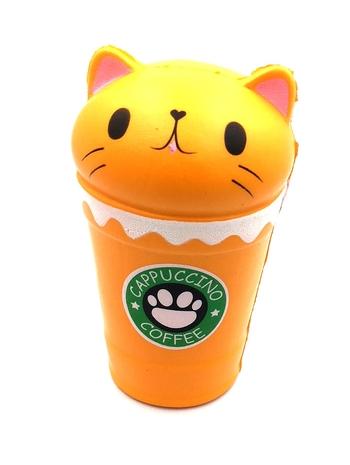 Image Cat Cappuccino Squishies