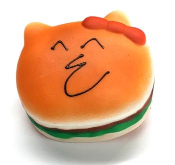 Image Giant Cat  Squishie Burger