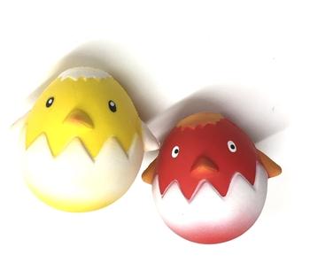 Image Cracked Chicken Egg Squishie