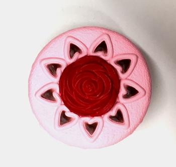 Image Rose Cake Squishie